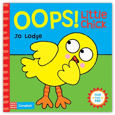 Book cover for Oops! Little Chick